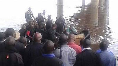 Body of Cameroon's 'suicide' bishop found by fisherman