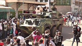 Jammeh loyalists in bloody clash with ECOMIG forces
