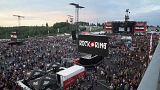 "Festival Rock am Ring evacuado por ""ameaça terrorista"""