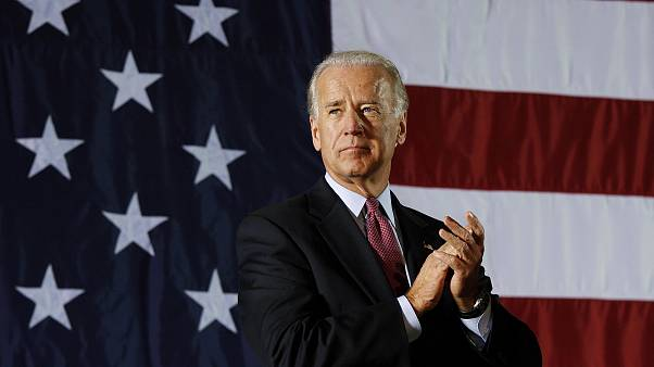 Image: Vice President Joe Biden at a campaign event in New Jersey on Oct. 1