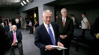 وزیر دفاع آمریکا: کره شمالی تهدیدی برای جهان است