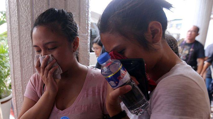Filipinler'de kumarhane saldırısının terörle bağlantısı bulunamadı