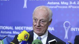 جولة جديدة من محادثات أستانا بشأن سوريا في 12 و 13 من يونيو الجاري
