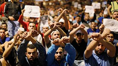 Protests continue in north Morocco after protest leader arrested