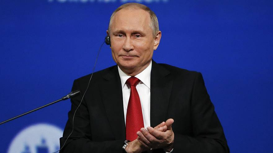 Vladimir Putin: election hackers could be American