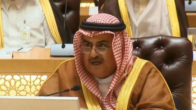 قرصنة حساب وزير الخارجية البحريني على تويتر