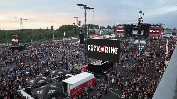 Germania, ricomincia il Rock am Ring festival