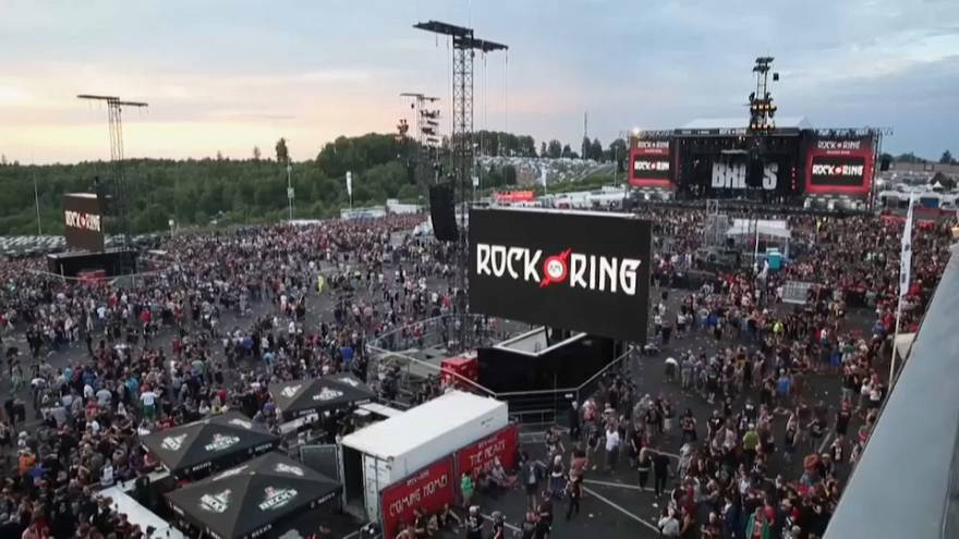 Rock am Ring goes ahead