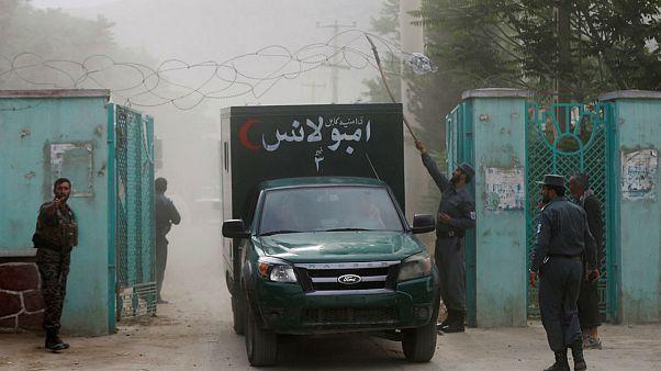 Una veintena de muertos en un ataque a un funeral en Afganistán