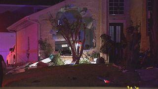 EUA: carrinha embate contra uma casa e mata morador