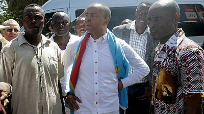 Exiled DRC opposition leader seeks protection to run in election