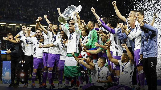 El Real Madrid gana la duodécima al aplastar a la Juventus (4-1)