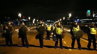 Un doble ataque terrorista en Londres siembra el pánico en la ciudad