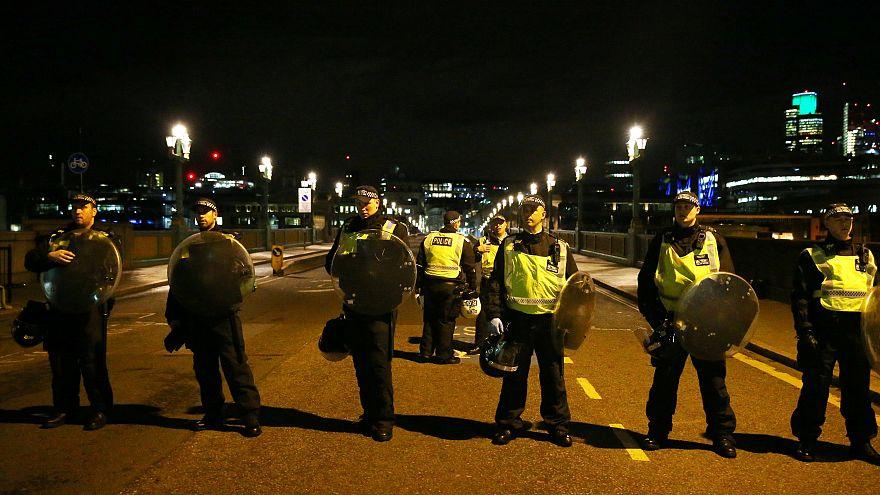 سقوط قتلى وجرحى في حادث دهس على جسر لندن