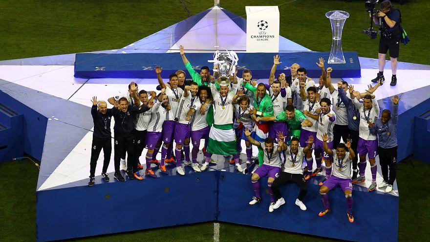 لیگ قهرمانان اروپا و فینالی که رکوردها را جابجا کرد