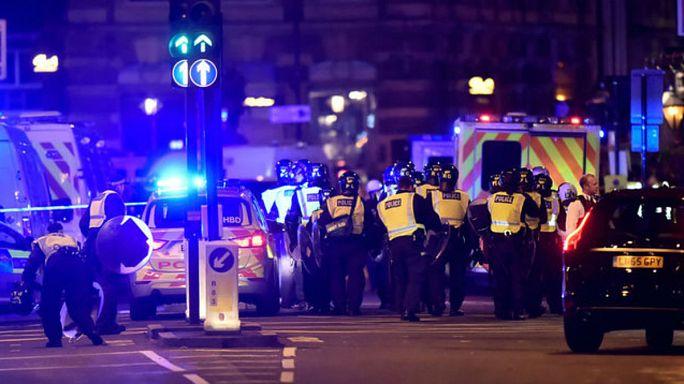 ردود فعل دولية على هجوم لندن بريدج