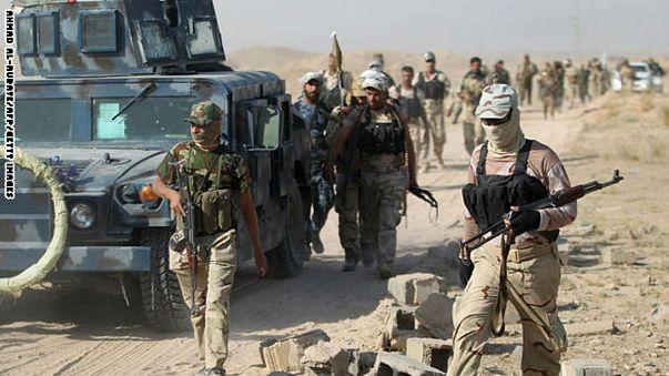 القوات العراقية تستعيد السيطرة على قضاء البعاج قرب الحدود السورية