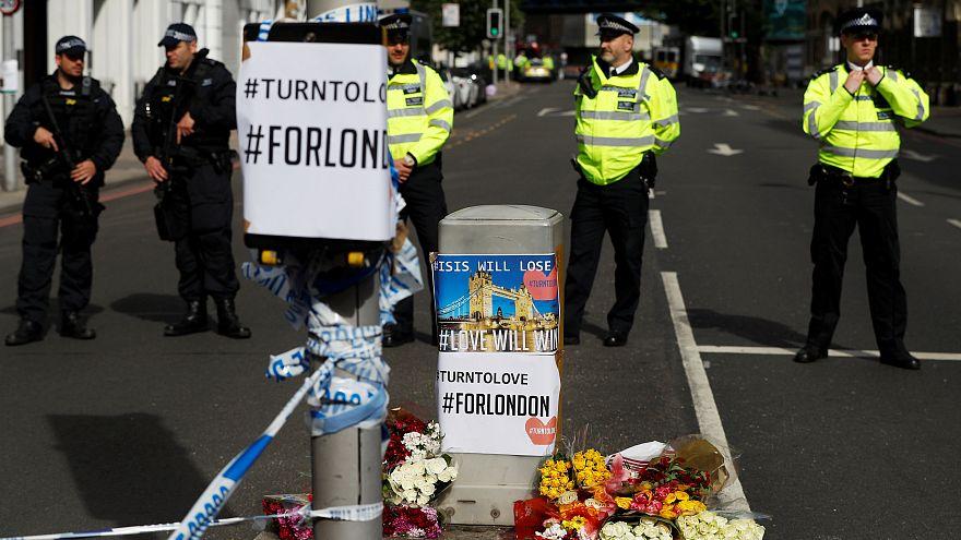 Doze suspeitos detidos após noite de terror em Londres