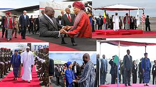 West African leaders, Israeli PM in Liberia for ECOWAS Summit [Photos]