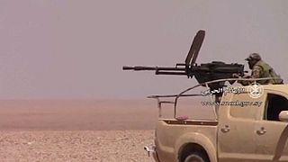 """الجيش السوري ينتزع بلدة قريبة من """"الرقة"""" من تنظيم """"الدولة الإسلامية"""""""