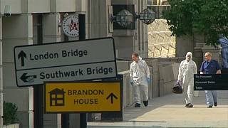 Nach Anschlag von London: 12 Personen festgenommen