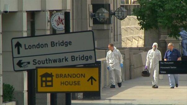 Attentat de Londres : plusieurs personnes interpellées
