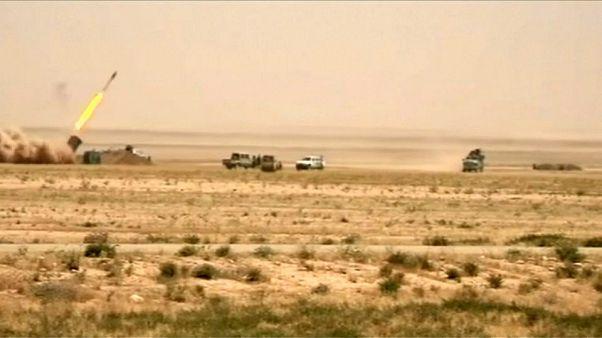 Иракские шииты продвигаются к границе с Сирией