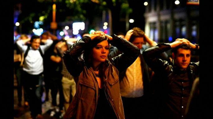 هجوم لندن في صور