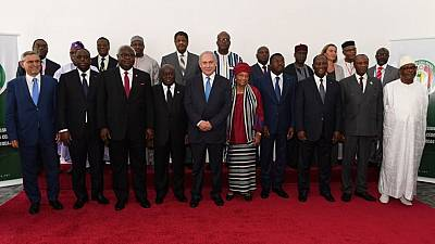 Israeli Prime Minister woos West African leaders to join forces