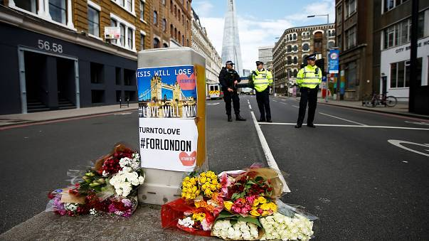 London terror victims from all over the world