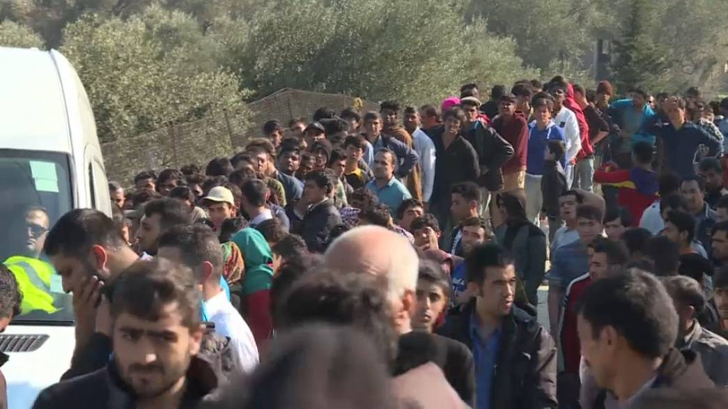 Grèce : un réseau de trafic de migrants mis à bas