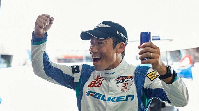 """الياباني يوشيهيد مورويا يفوز بجولة جديدة من سباقات """"ريد بول الجوية"""""""
