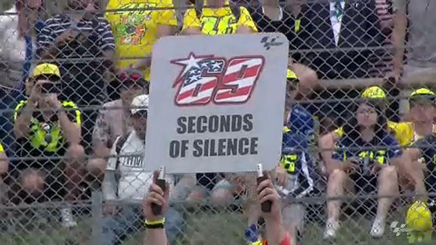 Moto GP: Dovizio győzött Hayden emlékére Mugellóban