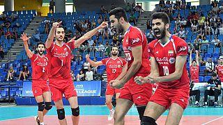 نخستین پیروزی تیم ملی والیبال ایران در غیاب ستارگانش