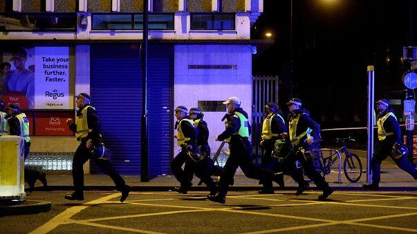 IS-Dschihadisten übernehmen Verantwortung für den Anschlag von London