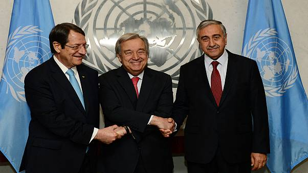 Στη Γενεύη τον Ιούνιο για συνομιλίες Αναστασιάδης-Ακιντζί
