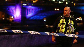 London-Terror: Mutige Polizisten