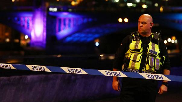 Officer tackled London attackers armed with only a baton