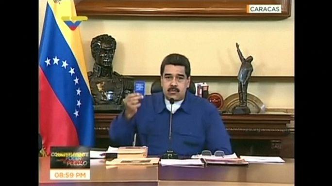 Venezuela: 30 de julio fecha propuesta para la Constituyente