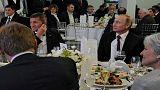 پوتین درباره شام معروف با فلین؛ چندان با او صحبت نکردم