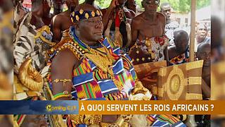 """Are African kings still relevant? And homage to Ousmane Sembène for his first film """"La Noire de"""""""