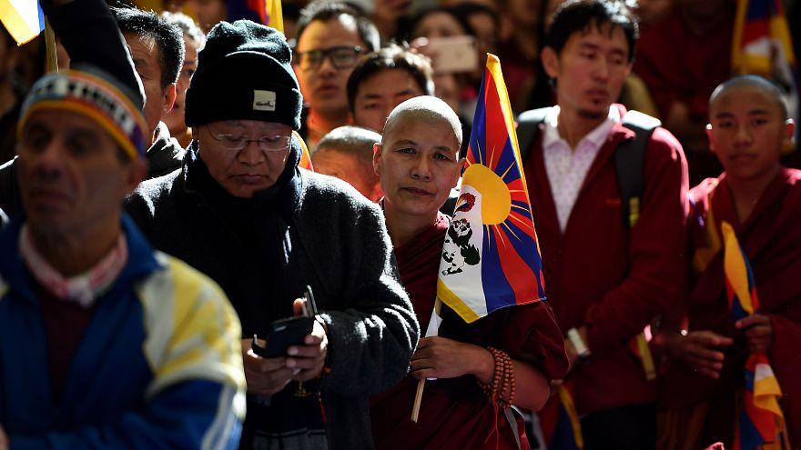 Image: INDIA-CHINA-TIBET-POLITICS-RELIGION