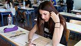 «Πρεμιέρα» αύριο των Πανελλαδικών εξετάσεων