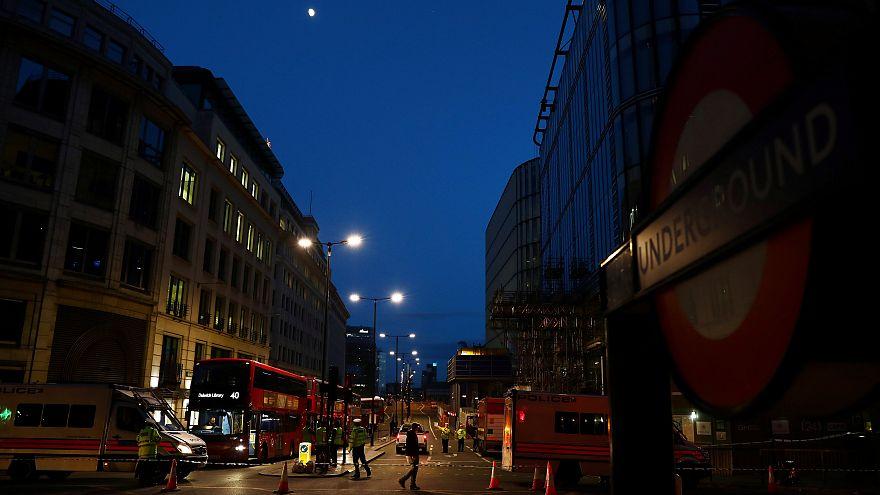 Un español desaparecido tras enfrentarse a uno de los atacantes de Londres