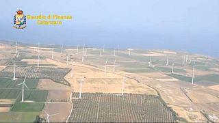 Confiscato alla ndrangheta un parco eolico da 350 milioni di euro
