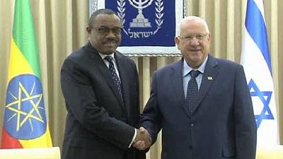 Ethiopia is the true gateway to African-Israeli relationship - PM
