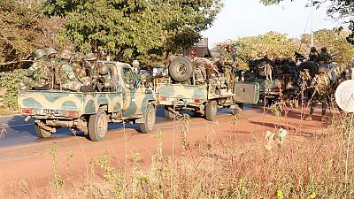 Regional troops to remain in The Gambia