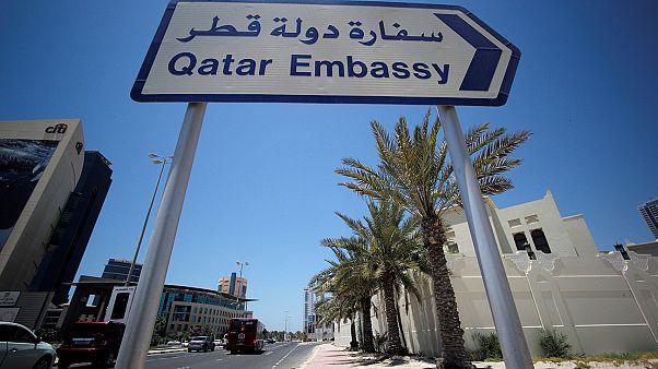 Διορία 48 ωρών στον πρέσβη του Κατάρ να αποχωρήσει από την Αίγυπτο