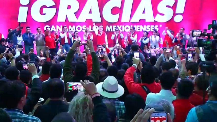 EL PRI retiene con polémica el Estado de México