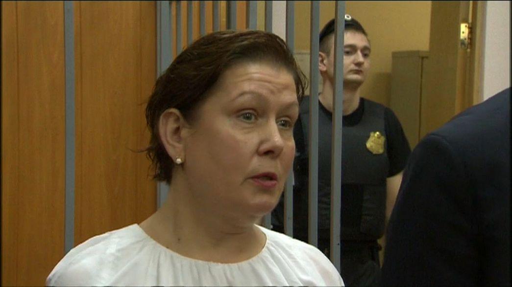 Elítélték a moszkvai ukrán könyvtár igazgatóját